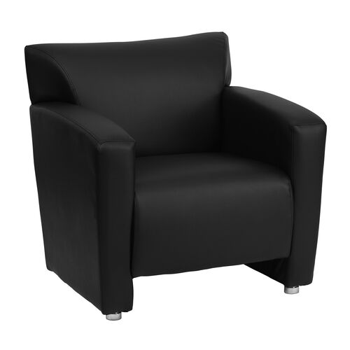 Our HERCULES Majesty Series Leather Chair with Extended Panel Arms is on sale now.
