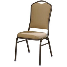 Omega I Banquet Stack Chair with Rectangular Back