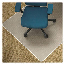 Lorell Chair Mat - Low Pile - Rectangular - 46