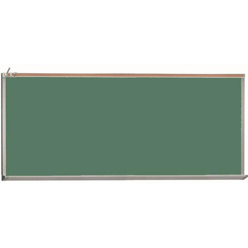 Our Architectural High Performance Series Green Chalkboard with Aluminum Frame - 48