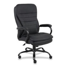 Lorell Executive Chair -Double Cushion - 33 -1/2