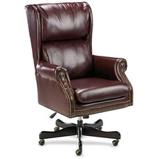 Lorell Berkeley Series Executive High Back Chair