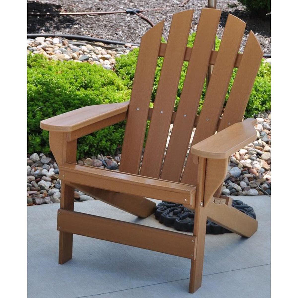 Cape Cod Cedar Adirondack Chair PB-ADCAPCED ...