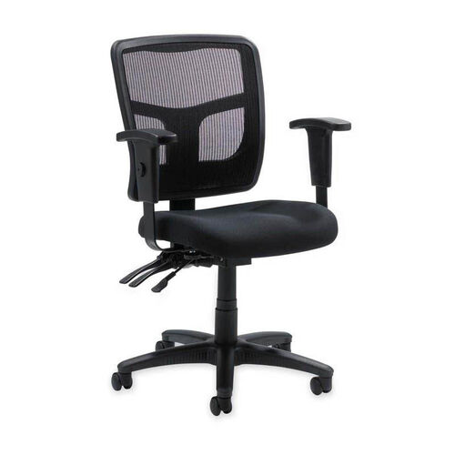 Our Lorell 86000 Series Mesh Managerial Mid Back Chair is on sale now.