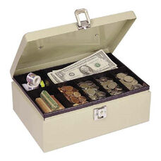 Mmf Industries Locking Latch Cash Box