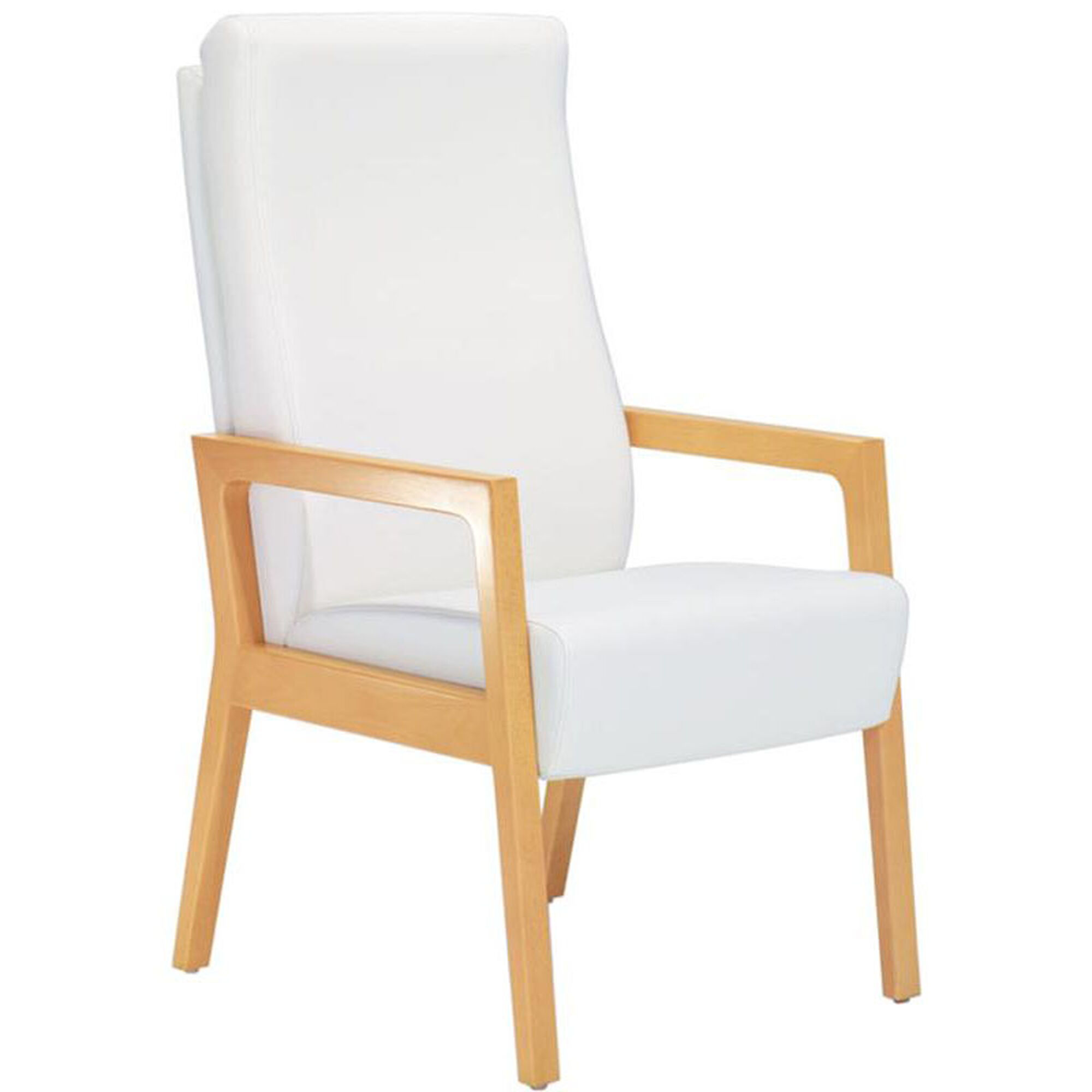Our Odeon 300 Lb Capacity High Back Guest Chair Vinyl