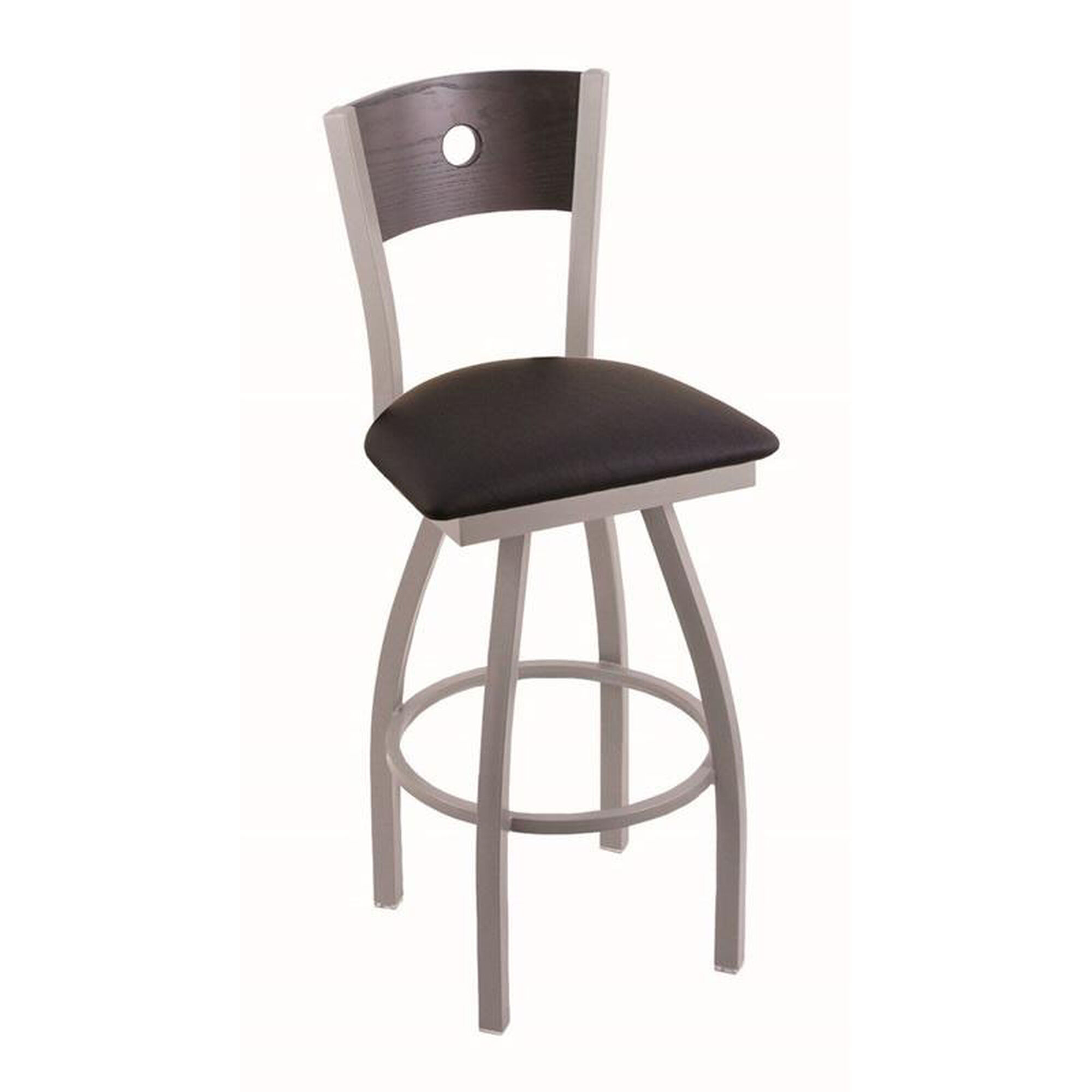 The Holland Bar Stool Co 83030ANDCOAKBBLKVINYL HOB : THEHOLLANDBARSTOOLCO83030ANDCOAKBBLKVINYL HOBMAINIMAGE from www.restaurantfurniture4less.com size 2000 x 2000 jpeg 108kB