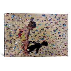 Me And My Pal by db Waterman Gallery Wrapped Canvas Artwork