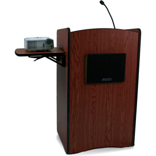 Our Multimedia Computer Lectern with 150 Watt Sound System - 27