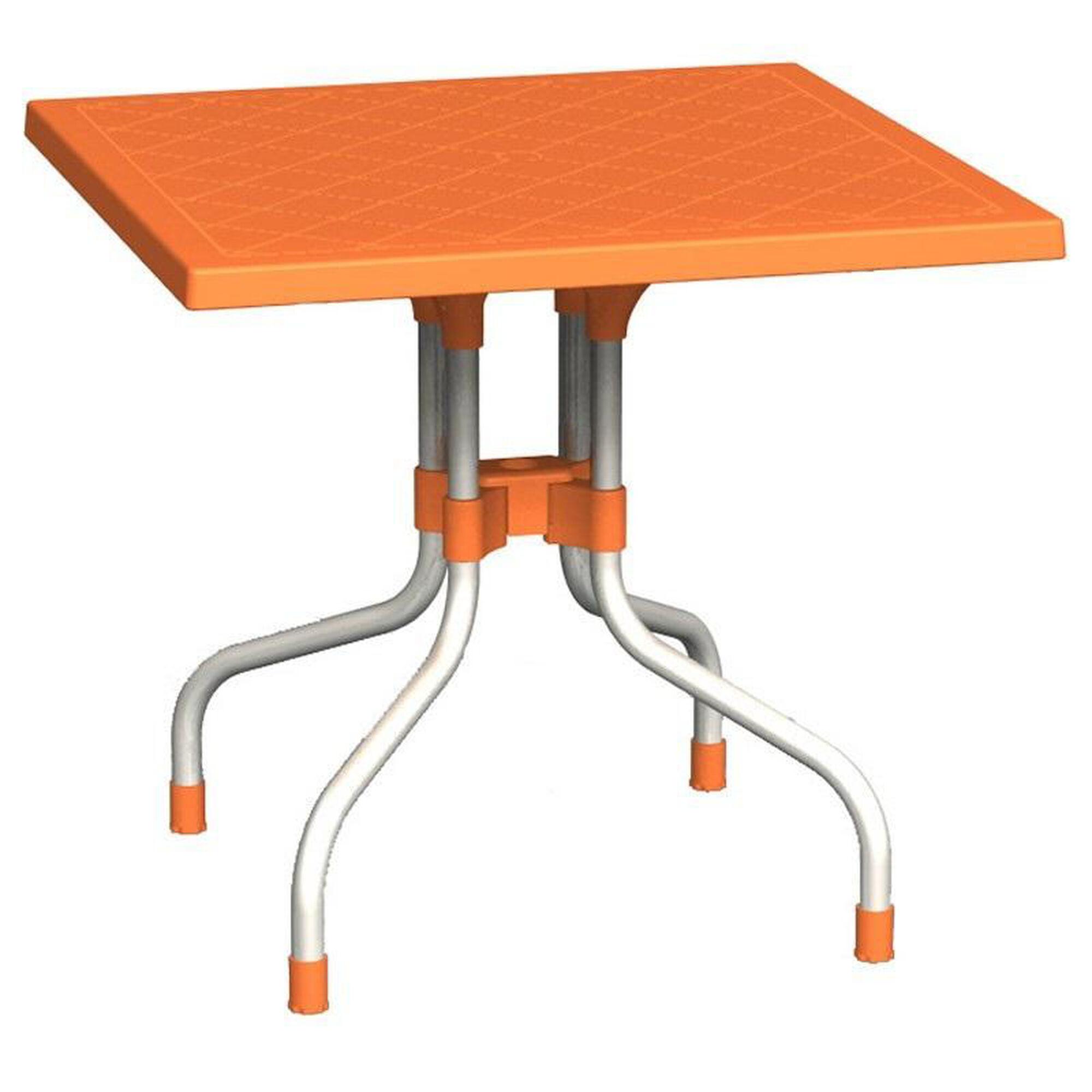 Orange Folding Dining Table Isp770 Ora Restaurantfurniture4less Com