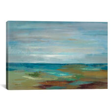 Wispy Clouds by Silvia Vassileva Gallery Wrapped Canvas Artwork