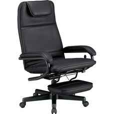 Barrister Executive Recliner - Black