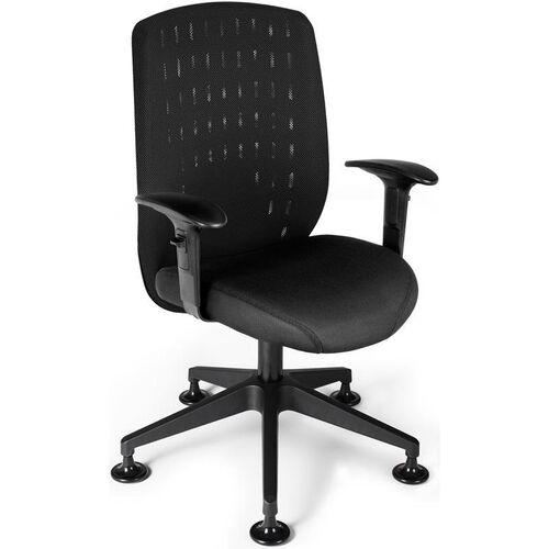 Vision Executive Guest Chair - Black