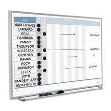 Quartet Matri x In/Out Boards - 15 Names - 23
