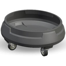 Cobra 20-30 Gallon Trash Can Dolly - Black