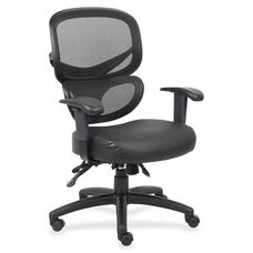 Lorell Executive Chair - Mesh Back - 27