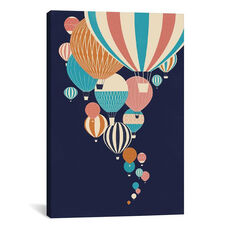 Balloons by Jay Fleck Gallery Wrapped Canvas Artwork