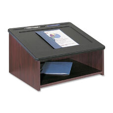 Safco Tabletop Lectern - 24