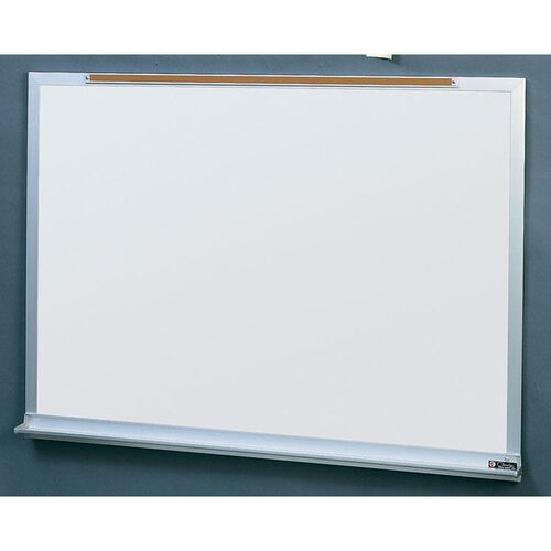 1300 Series Markerboard with Aluminum Frame - 60