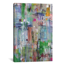 Between Two Points by Jason Forcier Gallery Wrapped Canvas Artwork