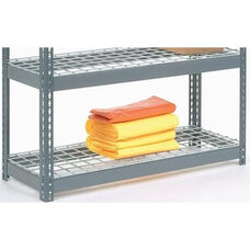 Additional Wire Deck For Rivet Lock Shelving - 48