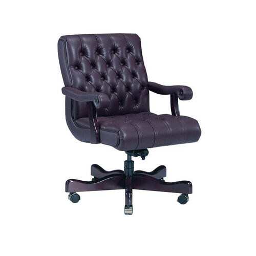 Heritage Series Low Back Executive Swivel Chair with Tufts