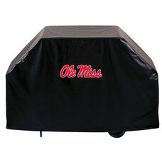 University of Mississippi Logo Black Vinyl 60