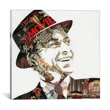 Franky by Ines Kouidis Gallery Wrapped Canvas Artwork