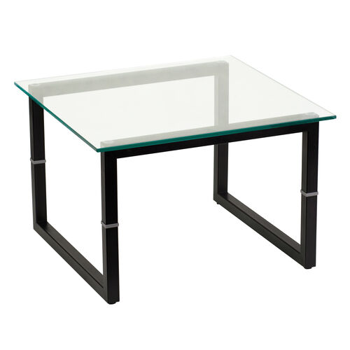Our Glass End Table is on sale now.