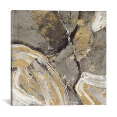 Phoenix Neutral by Albena Hristova Gallery Wrapped Canvas Artwork