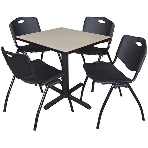 Regency seating tb3030pl47bk reg tb3030pl47bk for Regulation 85 table a