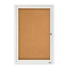 Quartet Anodized Aluminum Frame Boards - 36