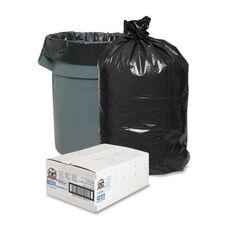 Genuine Joe Heavy -Duty Trash Bags - 2.5 Mil - 42 Gallon - 33