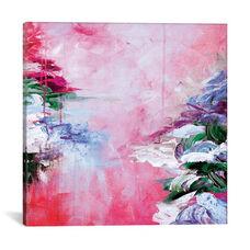 Winter Dreamland IV by Julia Di Sano Gallery Wrapped Canvas Artwork