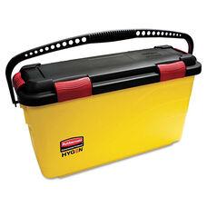 Rubbermaid® Commercial HYGEN™ HYGEN Charging Bucket - Yellow