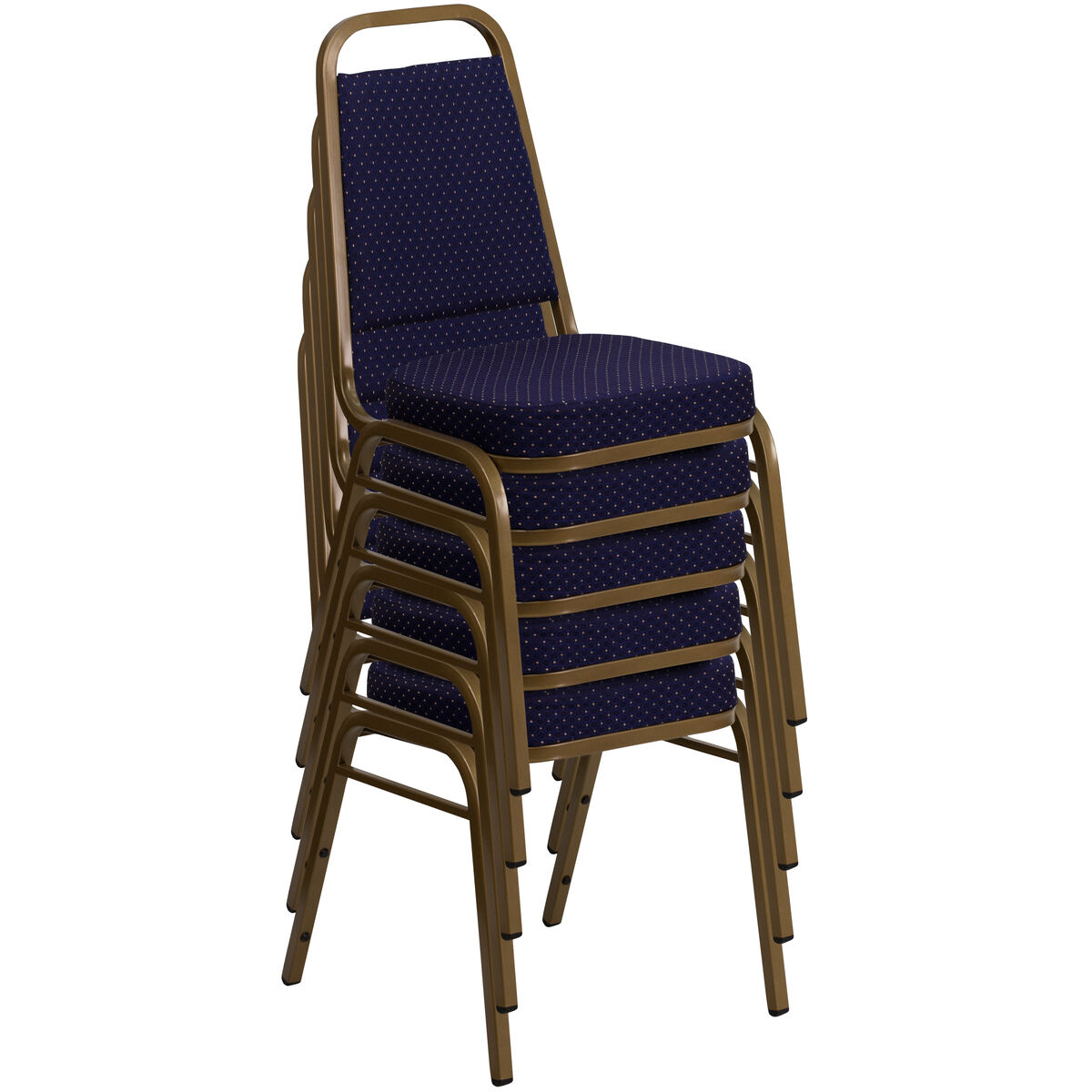Navy Fabric Banquet Chair Fd Bhf 1 Allgold 0849 Nvy Gg