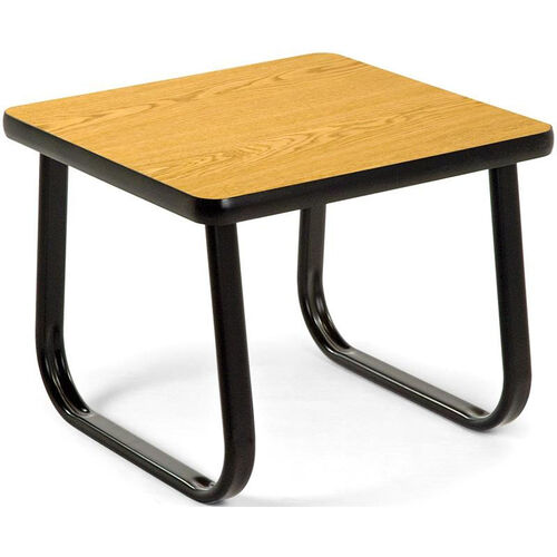 Our End Table with Sled Base - Oak is on sale now.