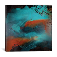 Aquarium by Scott Petrie Gallery Wrapped Canvas Artwork