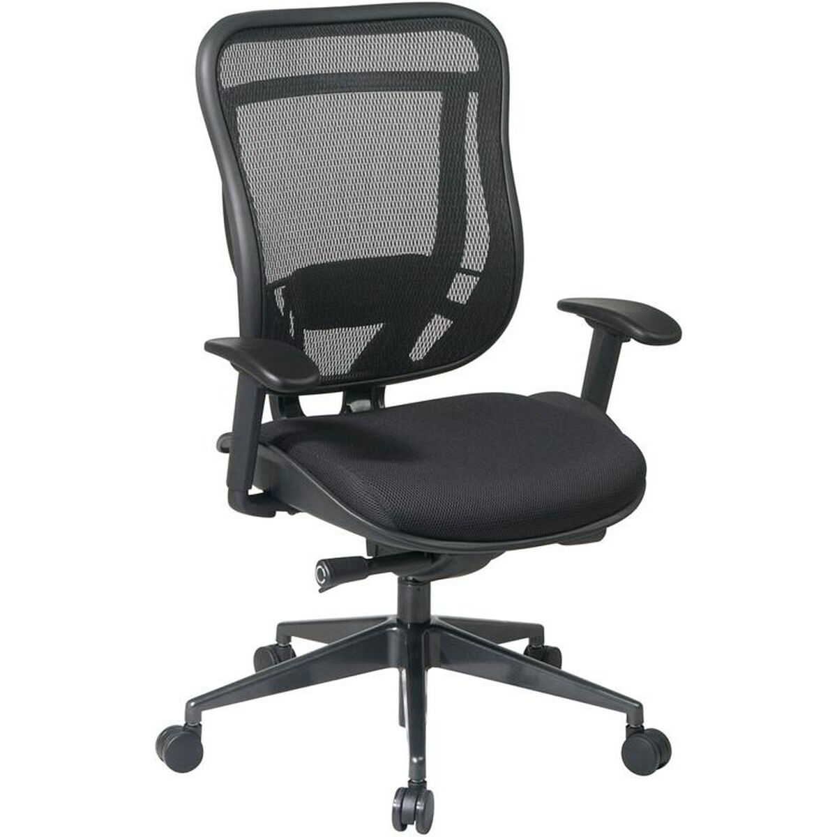 Our E 818 Breathable Mesh Back And Black Seat Executive Office Chair With 2