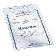 PM SecurIT Plastic Disposable Deposit Money Bag - 12