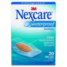 3M Nexcare Waterproof Bandages