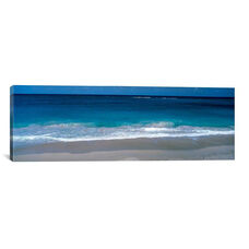 Waters Edge Barbados Caribbean by Panoramic Images Gallery Wrapped Canvas Artwork