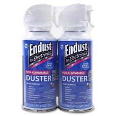 Endust Multipurpose 3.5 Oz. Duster - Pack Of 2