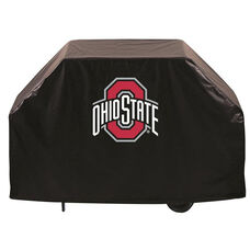 The Ohio State University Logo Black Vinyl 60