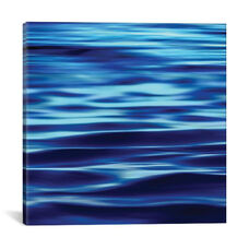 Deep Blue Sea by Charlie Carter Gallery Wrapped Canvas Artwork