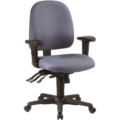 Our Work Smart Multi Function Ergonomic Seat Chair with Ratchet Back and Multi-Function Control is on sale now.