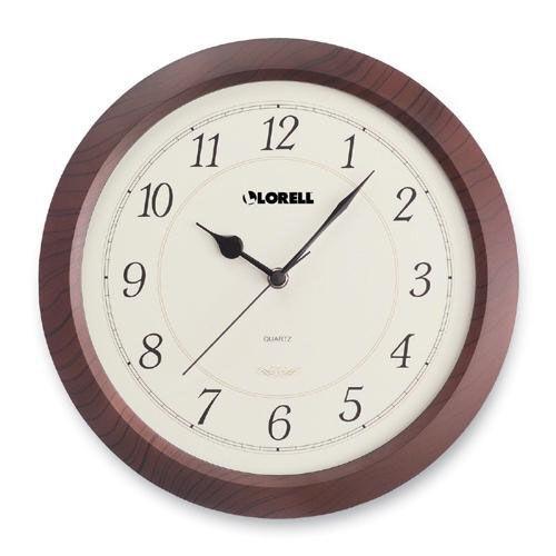 Our Lorell Wall Clock - Arabic Numerals - 13 -1/2