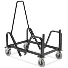 The HON Company Motivate Seating Collection Mobile Storage Cart - Black