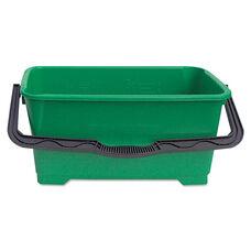 Unger® Pro Bucket - 6gal - Plastic - Green