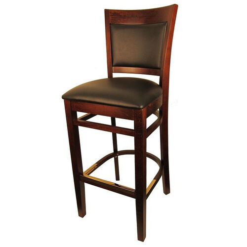 Our Wood Upholstered Back Barstool is on sale now.